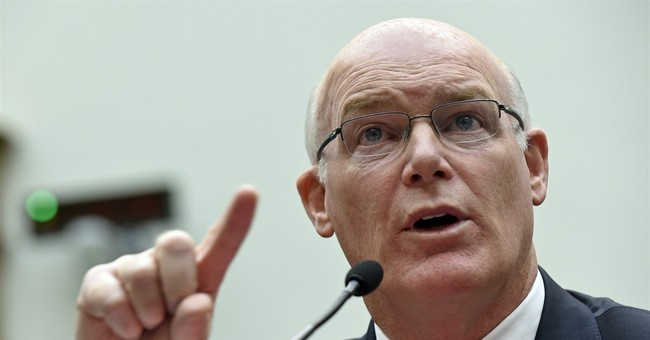 Secret Service chief: Morale suffering at agency