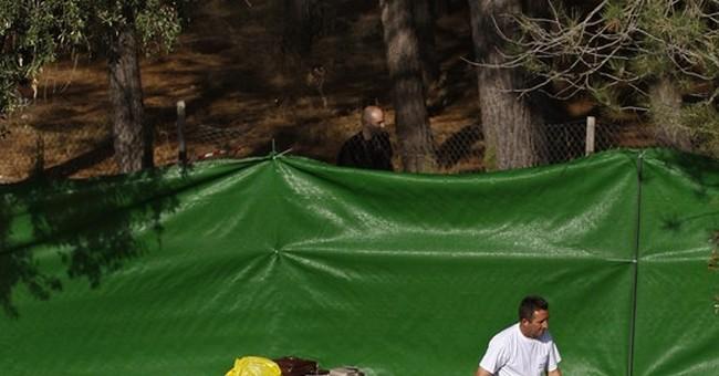 Lorca's grave a goal in Spain's Civil War search