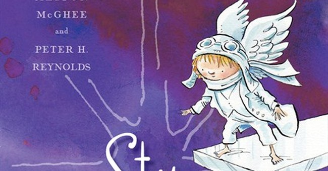 Fresh selection of holiday picture books for kids