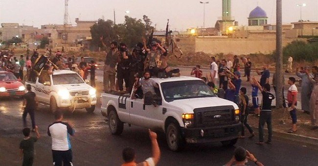 AP Exclusive: From IS militant to Iraq informant