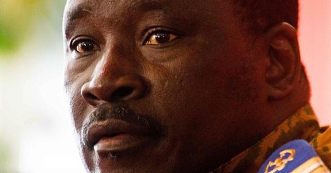 Military leader becomes Burkina Faso prime minster