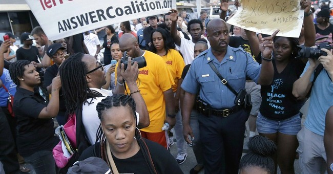 Records reveal divide on Ferguson police tactics
