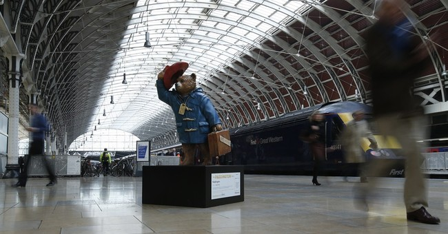 Paddington Bear film gets parental guidance rating