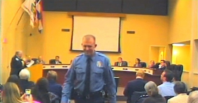 Union: Charges seem unlikely for Ferguson officer