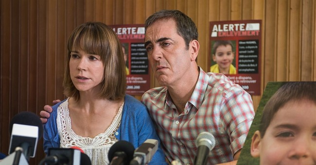 James Nesbitt as a father whose child disappears