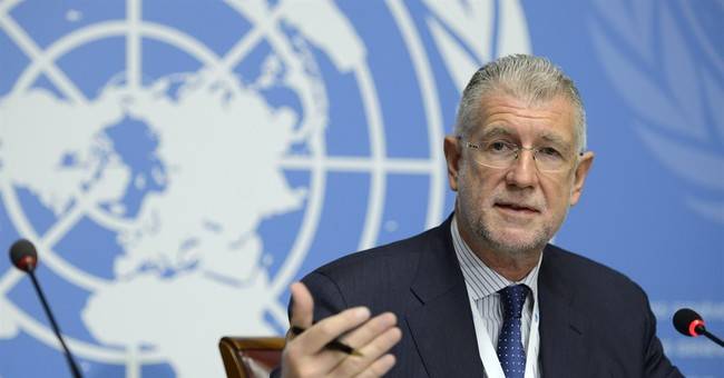 UN: Deaths keep rising in Ukraine, now over 4,300