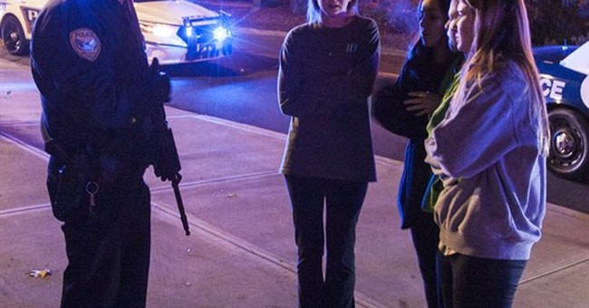 Journal indicates FSU shooter suspected government
