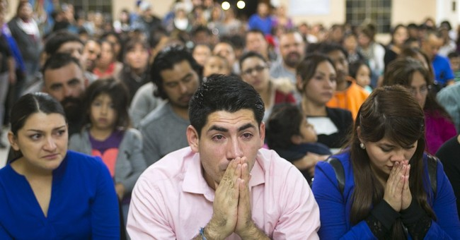 Emotions rise as people hear immigration plan