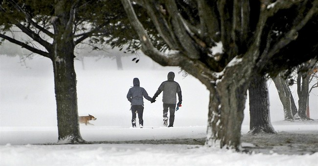 Correction: Wintry Weather story