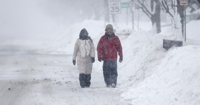 Roofs collapse as Buffalo clobbered by more snow