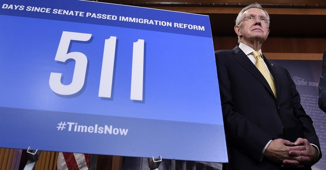 Stymied? Republicans seek immigration response