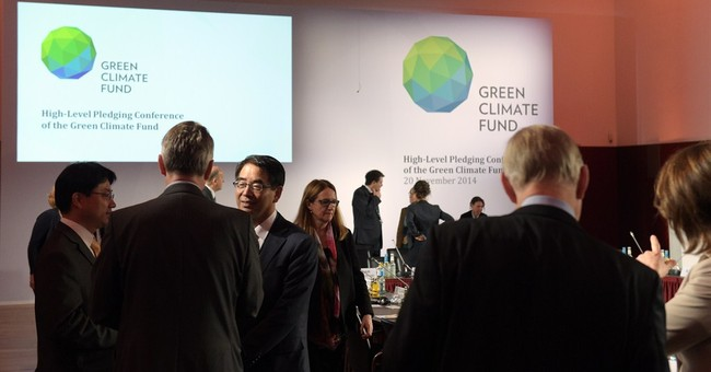 UN climate fund falls short of $10 billion target