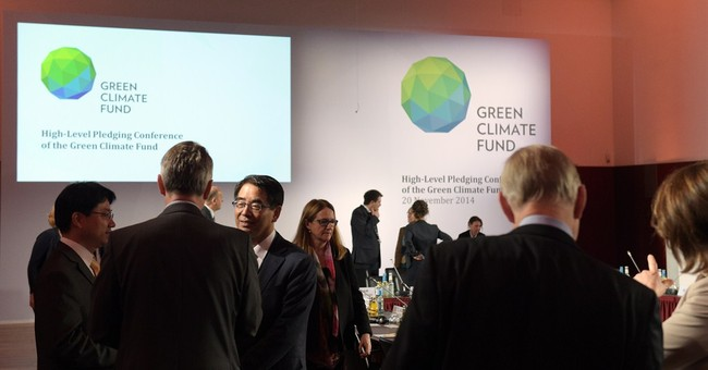 UN climate fund falls short of $10 billion target