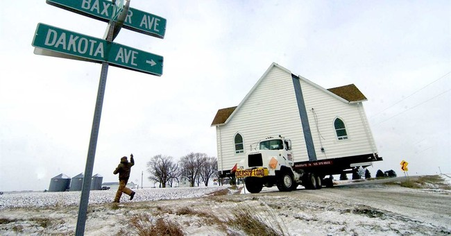 Former church to be Iowa couple's new home
