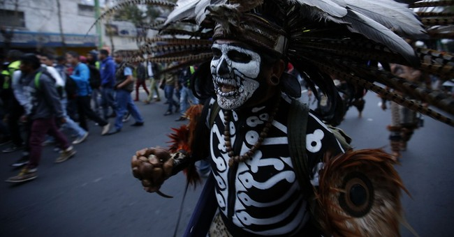 Angry Mexicans protest over 43 missing students