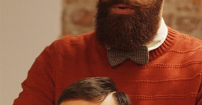 Metrosexuals be gone: Europe is agog for beards