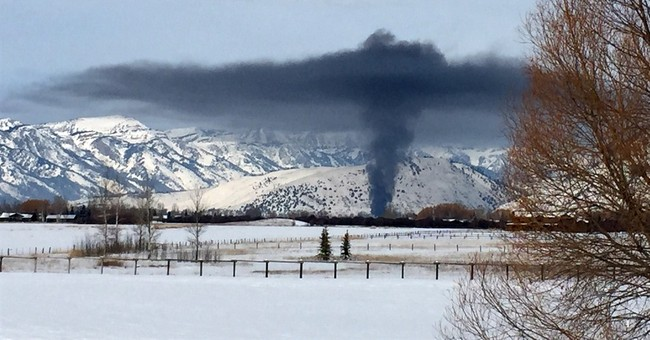 Blast at Wyoming propane dealer forces evacuations