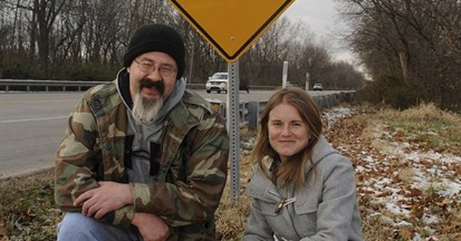 New signs in Indiana warn of turtle crossing