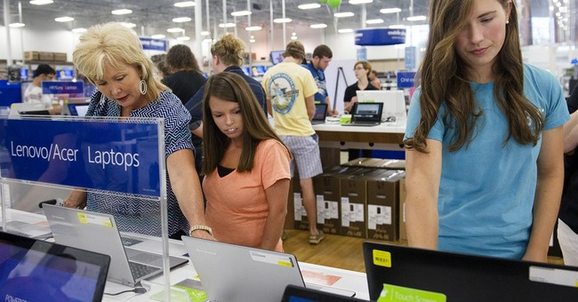 Best Buy 3Q sales surprise bodes well for holiday