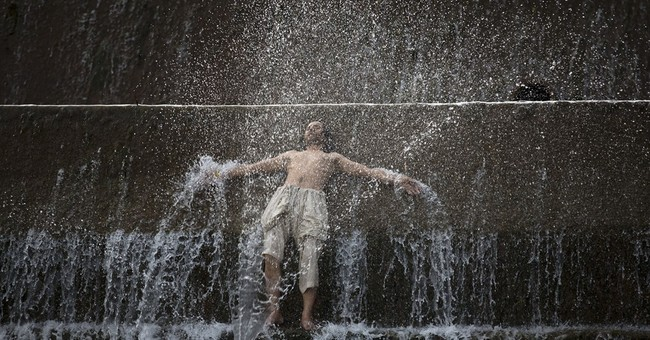 NOAA: Globe sets 5th hottest-month record of 2014