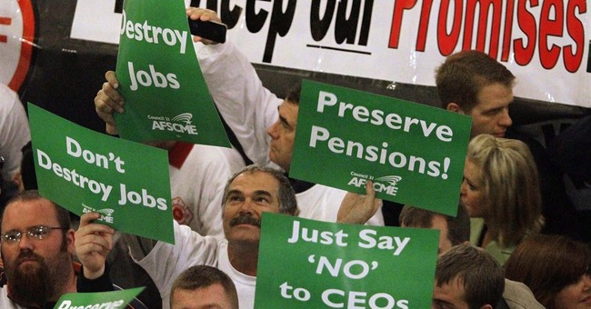 Judge rules Illinois pension law unconstitutional