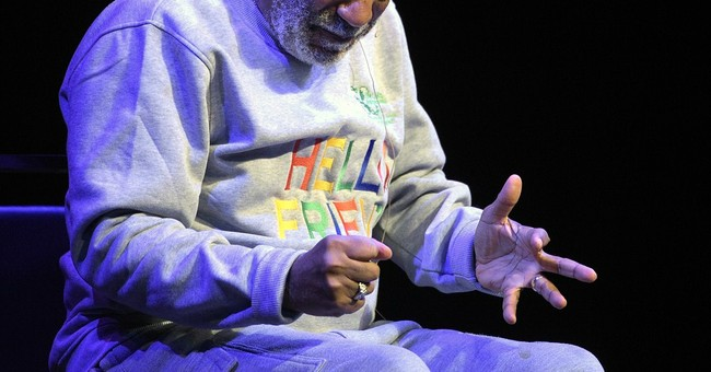For 1 night on stage, embattled Cosby his old self