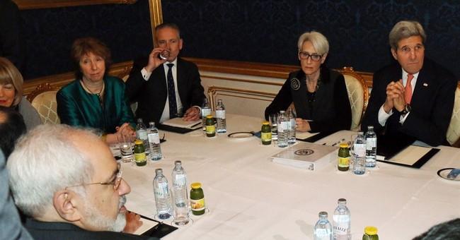 Iran nuke talks stalled, despite Kerry efforts