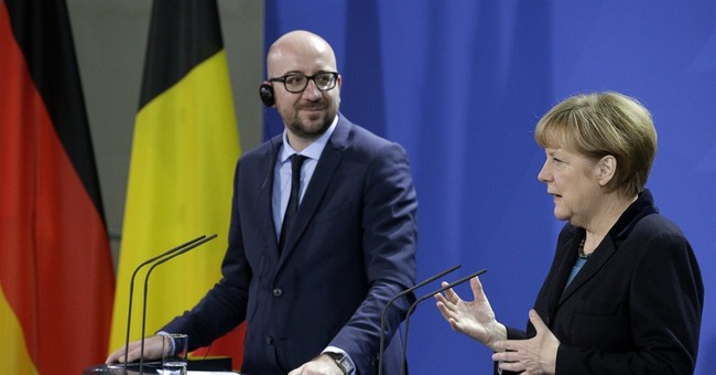 Merkel: Palestinian recognition not right path