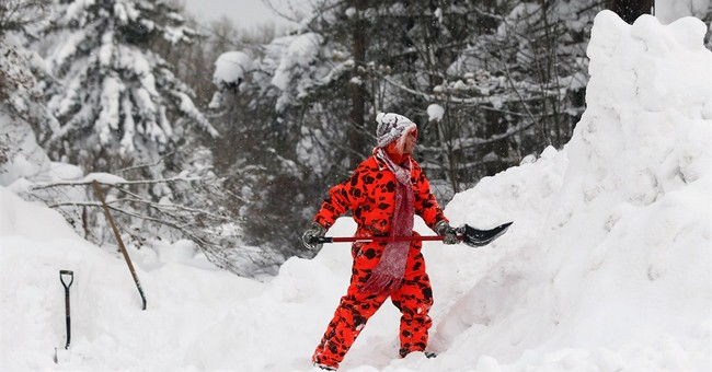 AP PHOTOS: Buffalo area digs out after epic storm