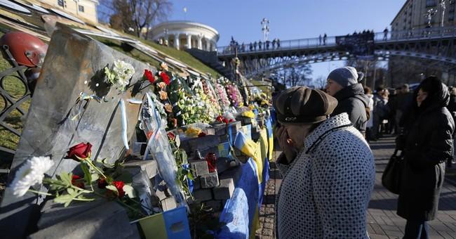 Ukraine's Facebook revolution, 1 year later