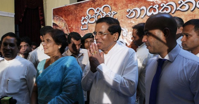 Sri Lanka leader to face health minister in polls