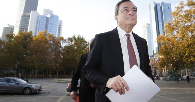 ECB head willing to step up stimulus