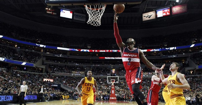Cavaliers 'in the dark,' fall 91-78 to Wizards