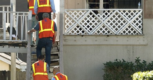 2 kids die in fire while mom in hospital for birth