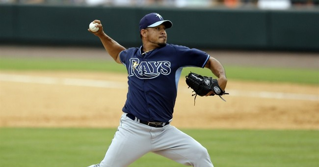 Dodgers acquire Peralta from Rays