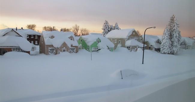 AP PHOTOS: Buffalo area digs out after epic storm