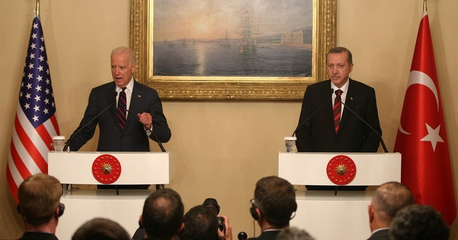 Biden announces new aid for Syrian refugees