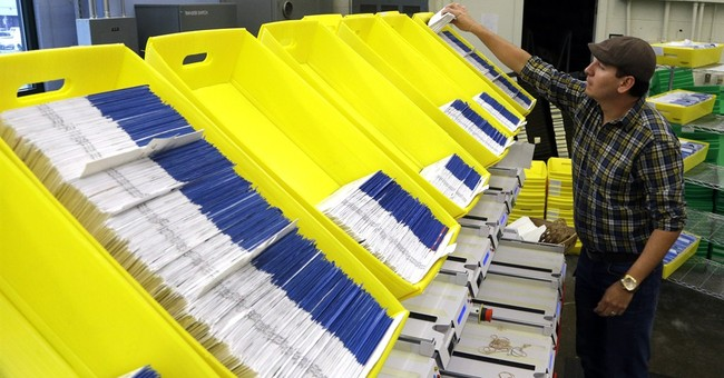 Midterm elections get a yawn, but not in Oregon