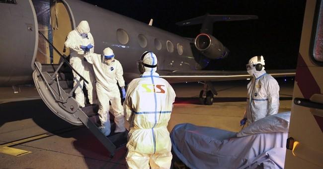 Geneva hospital: Cuban doctor with Ebola stable