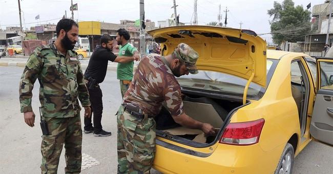 Iraqi forces, Islamic State group battle in Ramadi