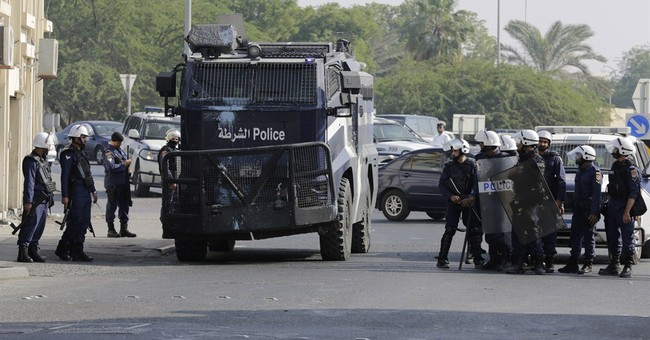 Bahrain holds its first major vote since unrest