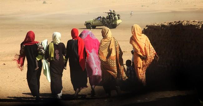 Sudan increases pressure on UN Darfur mission