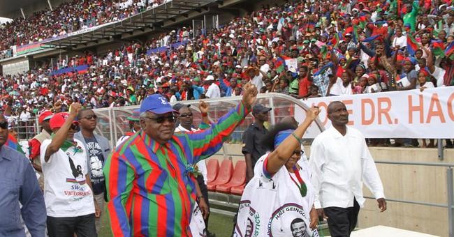 Namibia to pick new president in Nov. 28 election