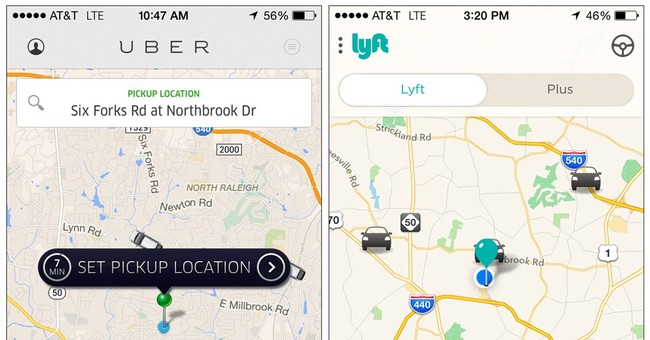 NC likely to join legislative push on Uber, Lyft