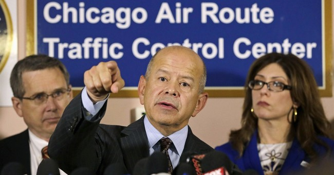 FAA chief: Disaster response depends on funding
