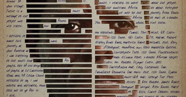 Review: Idris Elba inspired by Mandela on album