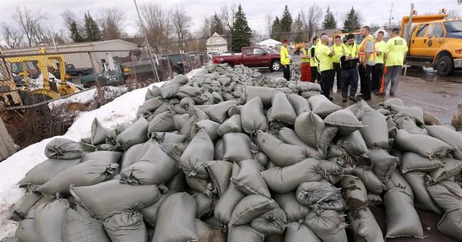 Buffalo area dodges major problems with snowmelt