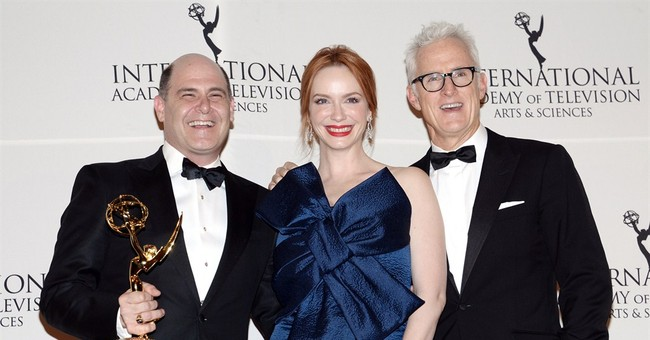 Britain wins 3 International Emmys