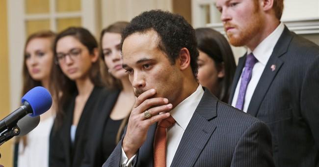 U.Va. frat leader sickened by rape allegation