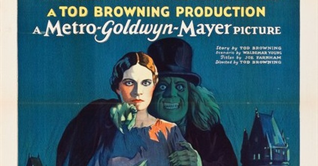 Poster for 'London After Midnight' sells for $478K